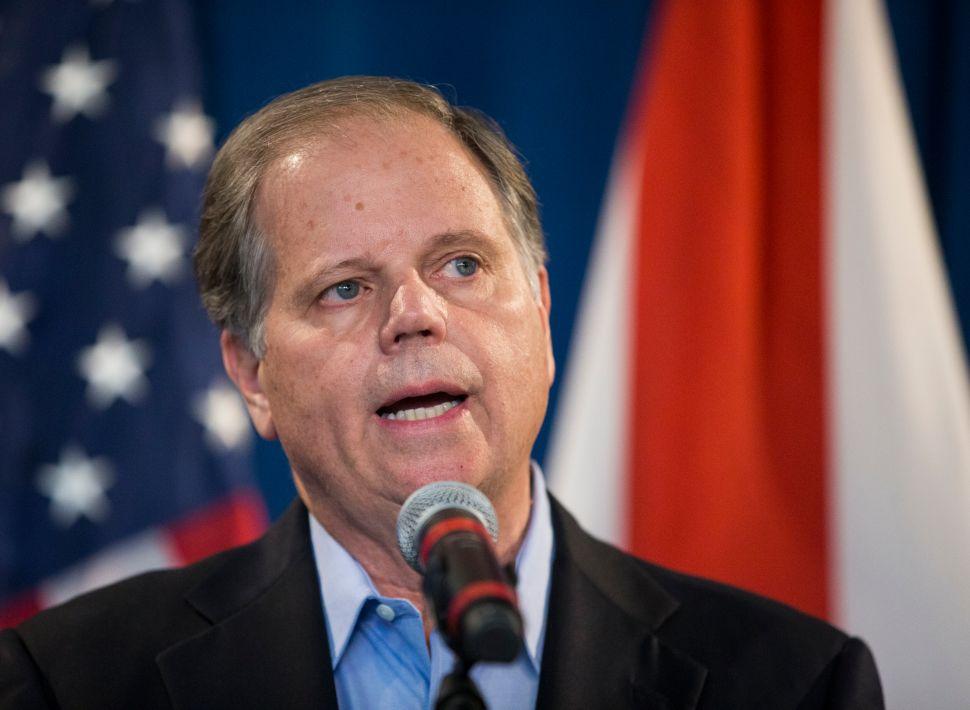 Doug Jones Tells Seth Meyers the Alabama Senate Race Was 'Hard to Believe'