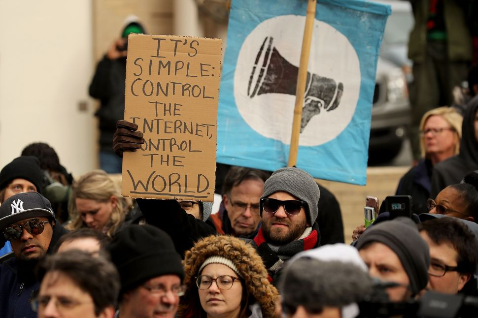 Net Neutrality's Death Was Always Inevitable Under Global Capitalism