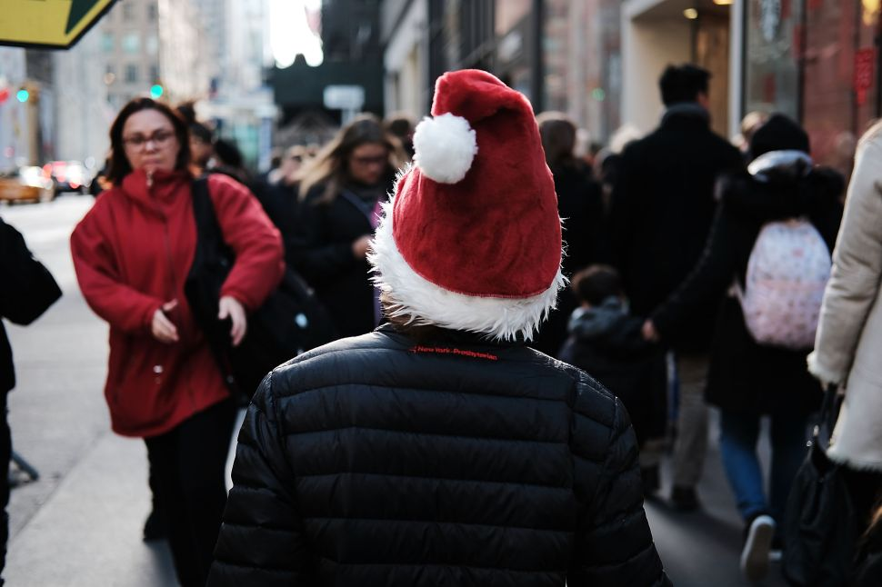 Manhattan Renters Will Leave $4K in Debt After the Holiday Season, Study Shows