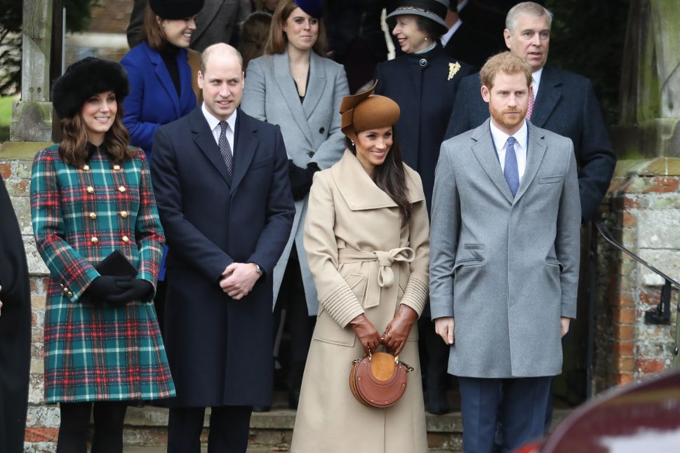 Embrace a Statement Coat Like Meghan Markle and Kate Middleton