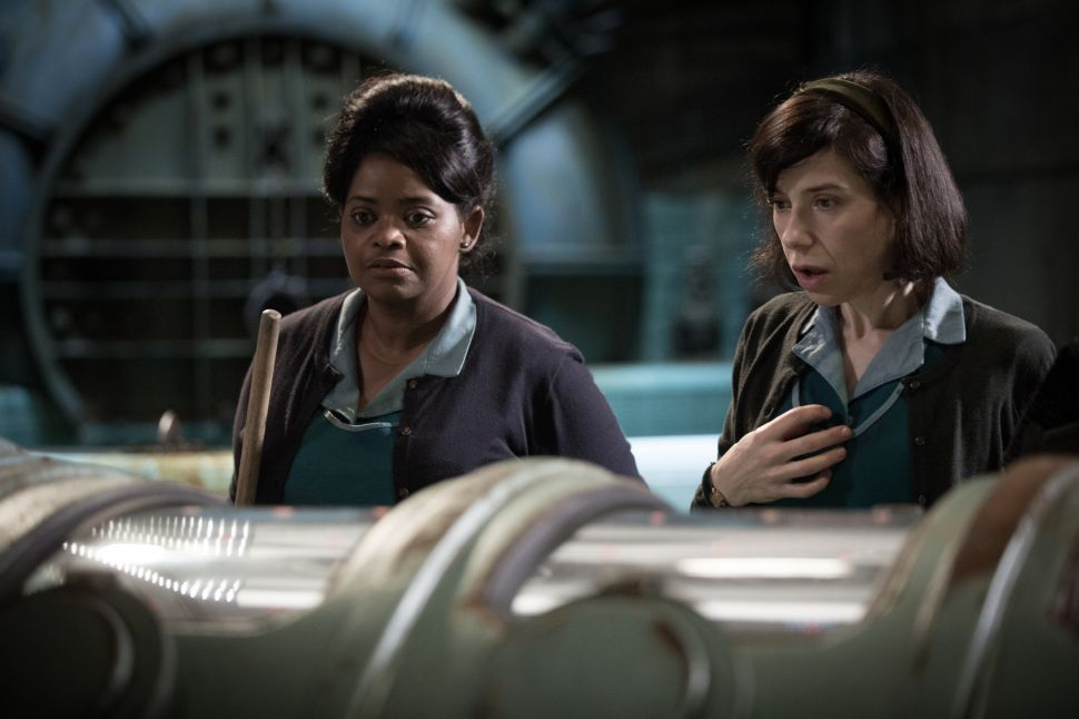 One Star: 'The Shape of Water' Is a Loopy, Lunkheaded Load of Drivel