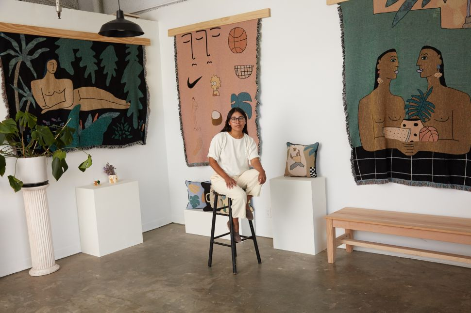 BFGF Artist Lilian Martinez Is Matisse of the Instagram Era