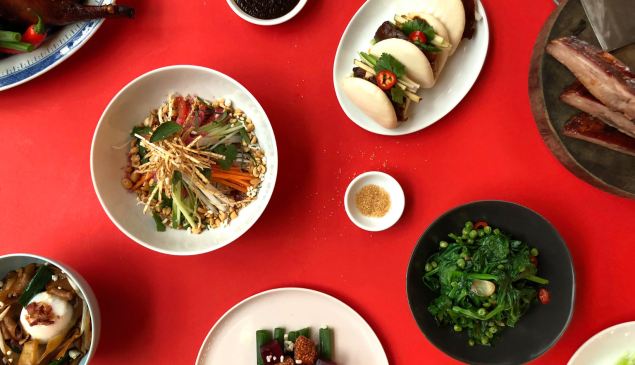 Stop by Lotus+Clever for wok or Chinese barbecue.