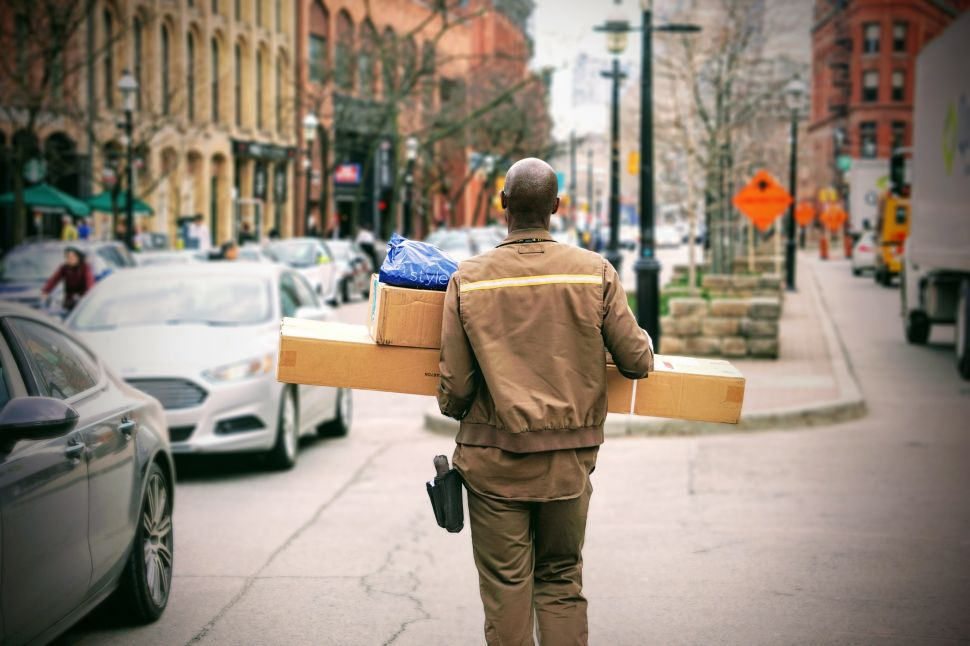UPS Turns Office Staff Into Delivery Helpers to Fulfill Holiday Orders
