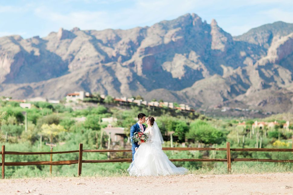 Dreaming of a Wild West Wedding? Consider These 3 Arizona Ranches
