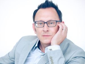 Michael Emerson INterview 'Lost' 'Arrow' 'Mozart in the Jungle'