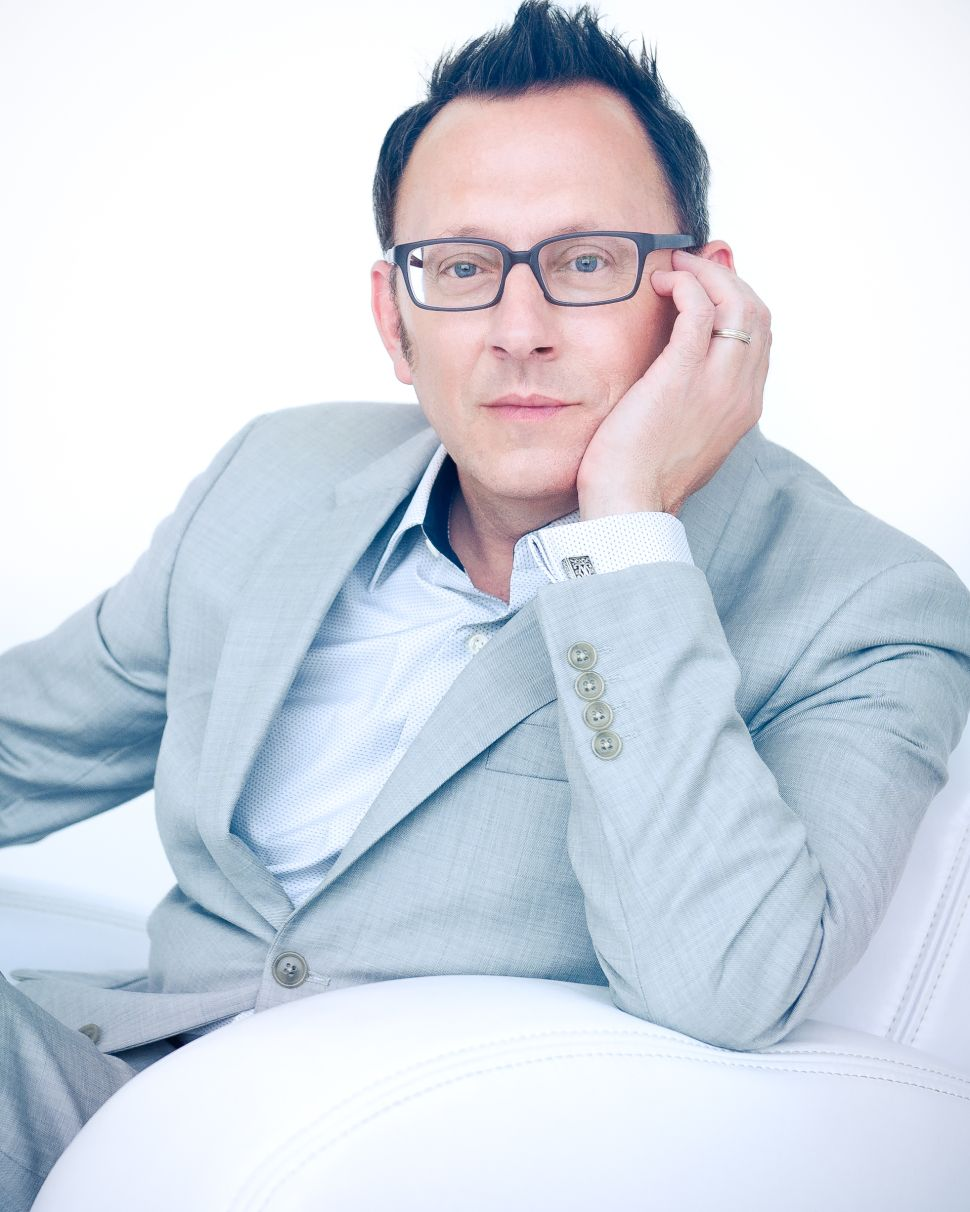Michael Emerson Loves Being 'Joyously Goofy' in His Post-'Lost' Career