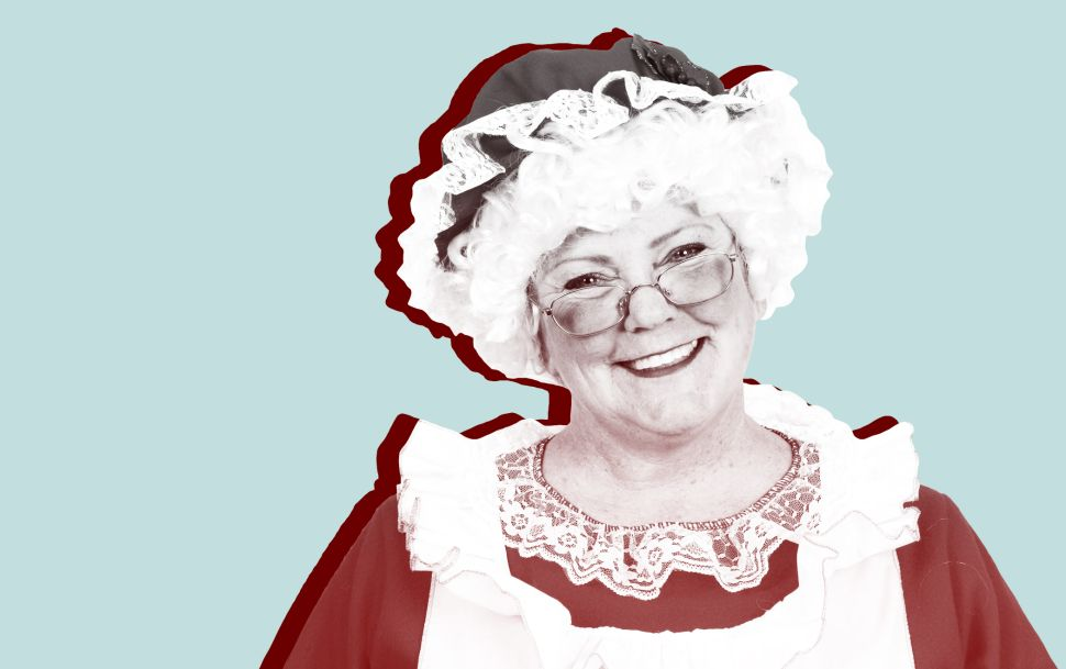 Christmas Career: How I Got a Job as a Mrs. Claus Impersonator