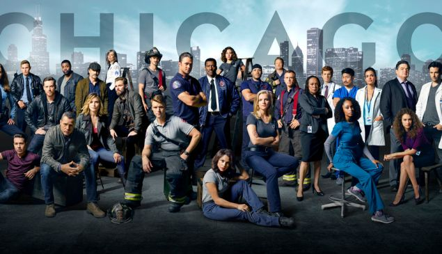 The cast of the 'Chicago' franchise.