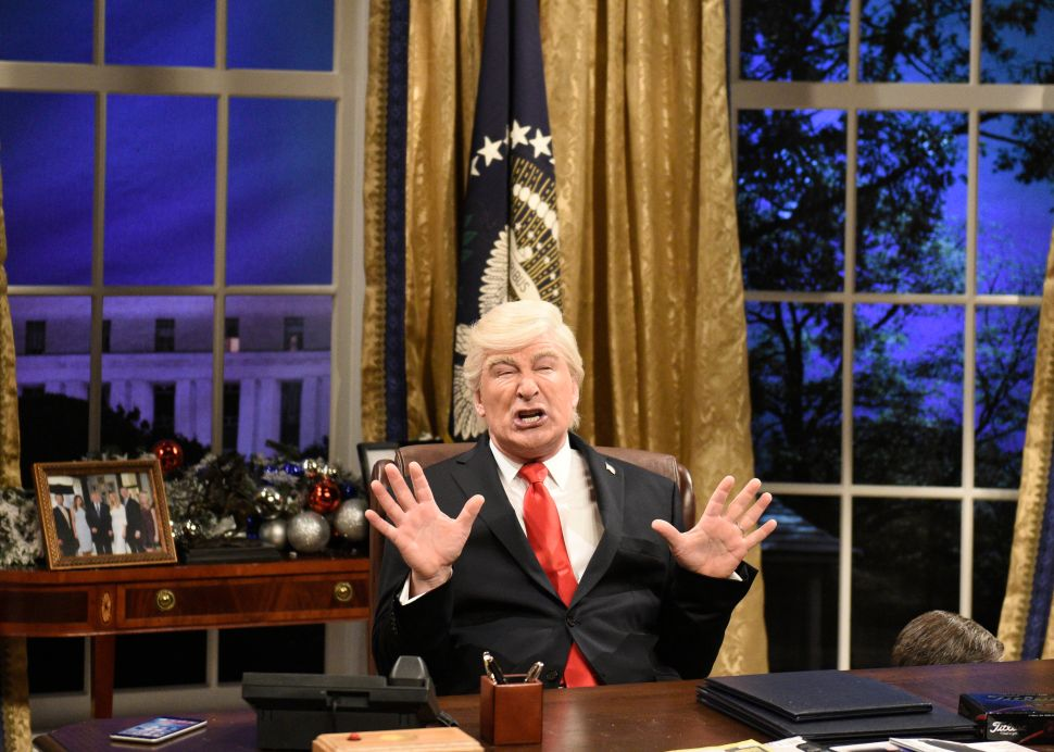 We Could Be Seeing a Lot More of Alec Baldwin's Donald Trump Outside of 'SNL'