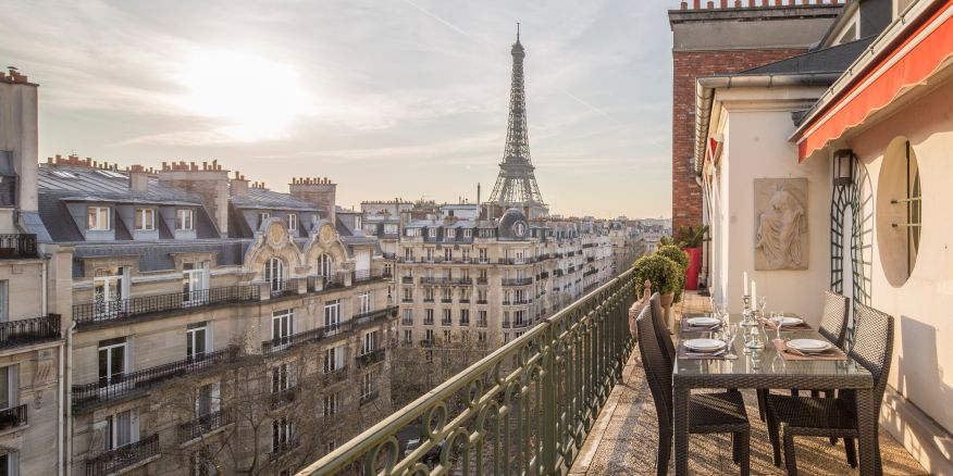 The Most Luxurious Places to Stay in Paris—That Aren't Hotels