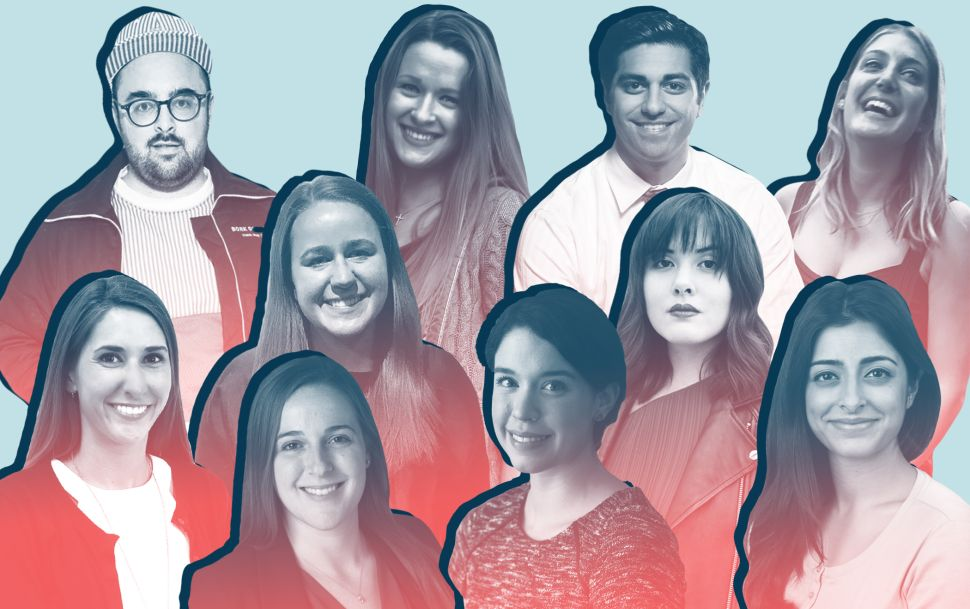 Rising Stars: The 10 Most Powerful Young People in PR Today