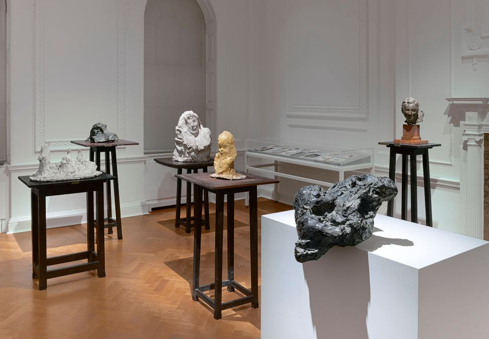 Medardo Rosso's Magnum Opus Goes on View at Galerie Thaddaeus Ropac