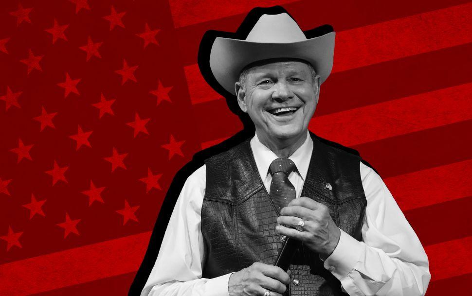 Republicans Who Trash Roy Moore Support Democrats
