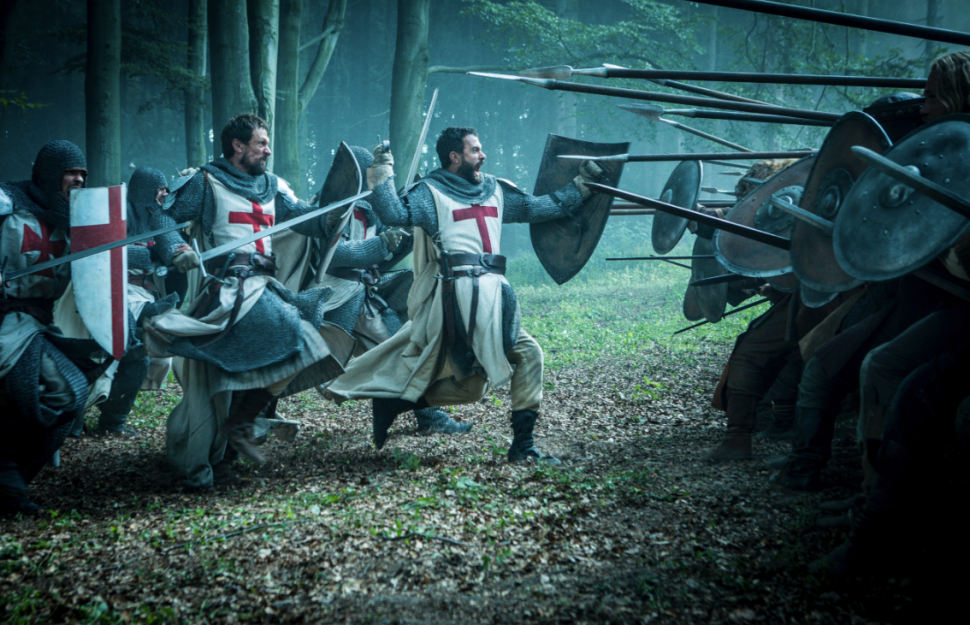 'Knightfall' Is the Most Realistic Holy Grail Quest Adaptation Yet, Says Showrunner