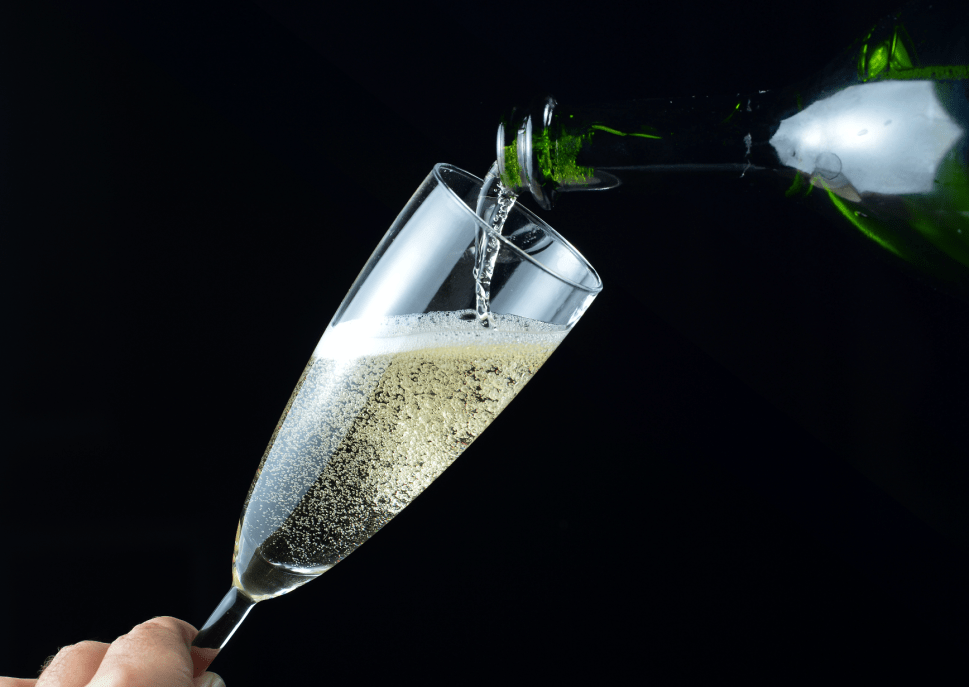 The 5-Step Guide to Sabering Your First Bottle of Champagne