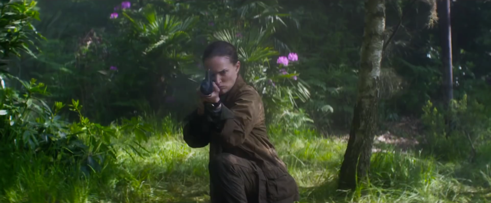 Netflix's Film Division Is About to Receive a Major Lift With 'Annihilation'