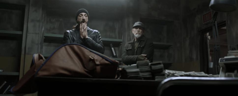 Zero Stars: Skip John Malkovich Mumbling Through 'Bullet Head'