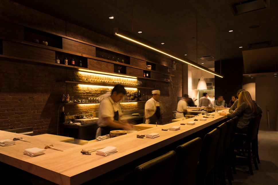 How to Eat $4,000 Worth of Omakase in 30 Days