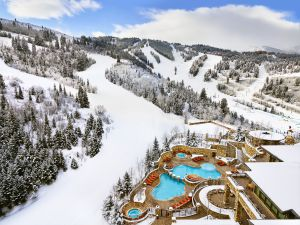 The St. Regis Deer Valley.