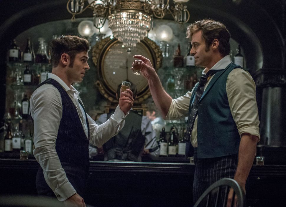 Hugh Jackman Was Let Down by His Material for 'The Greatest Showman'