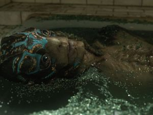 'The Shape of Water' Creature Behind the Scenes