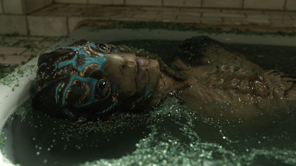 How 'The Shape of Water' Brought That Amazing Creature to Life