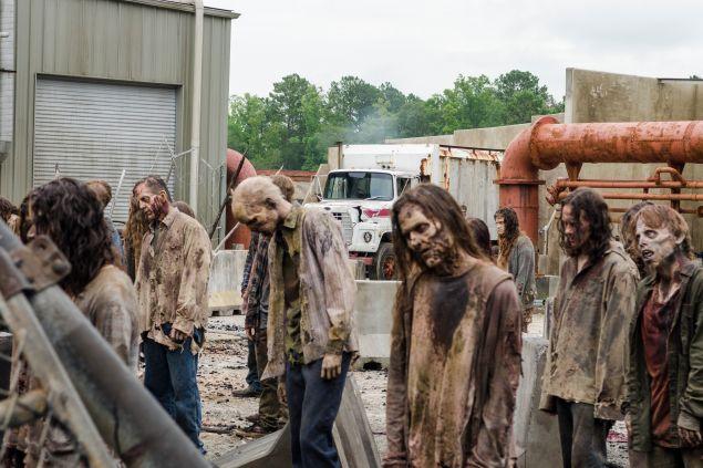'The Walking Dead' Ending Scott Gimple