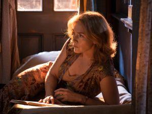 Kate Winslet in Wonder Wheel.