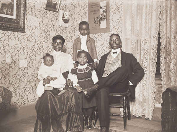 Long Lost Photographic History of People of Color on Display in Worcester