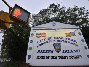 Rikers Island, New York City's main jail complex, is known as one of the worst prisons in the United States.