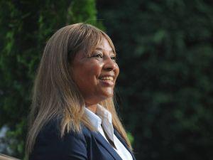 Brooklyn Assemblywoman Pamela Harris.
