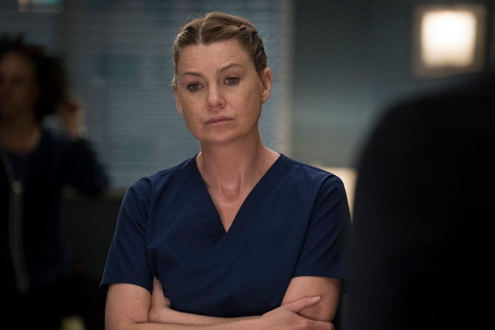 Ellen Pompeo Gets $20M Per-Year Deal, Then 'Grey's Anatomy' Hits Season-High Ratings