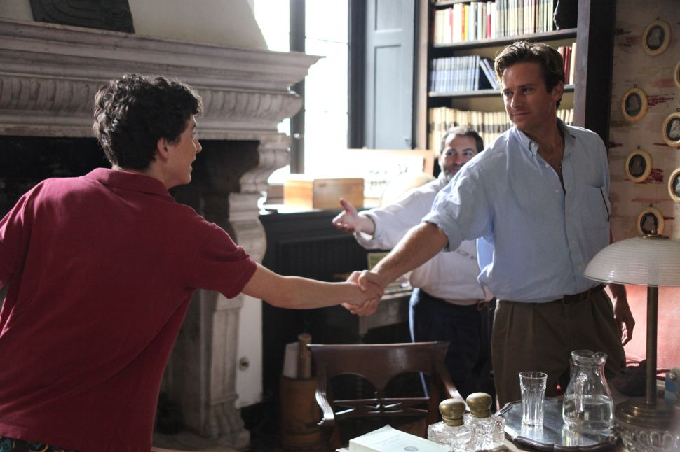 'Call Me by Your Name' Sequel Details Revealed