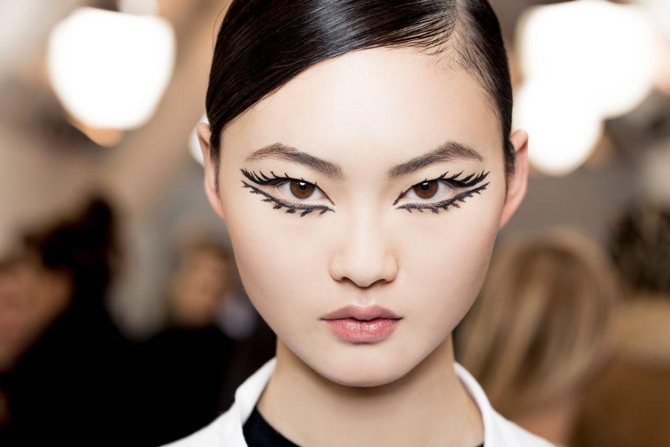 Dior's Makeup Director Reveals His Inspiration Behind the New Couture Look