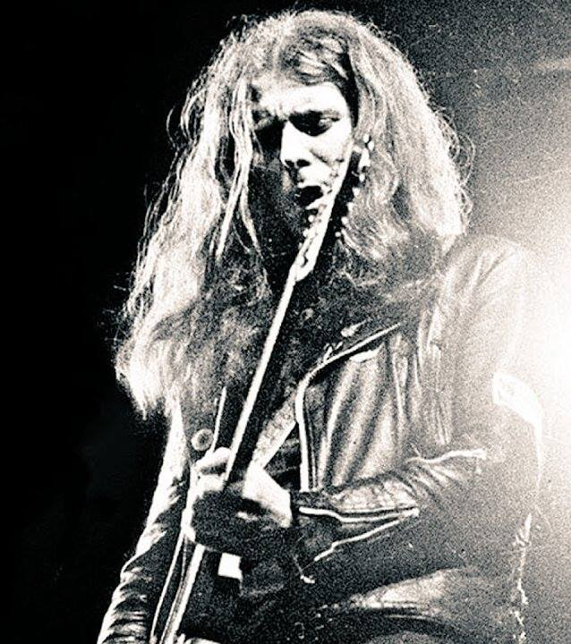 Motorhead's 'Fast' Eddie Clarke Has Passed Away