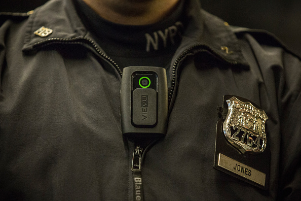All NYPD Officers on Patrol Will Have Body Cameras by End of 2018