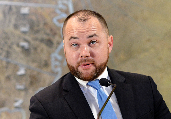 Manhattan Councilman Corey Johnson Elected Speaker of New York City Council