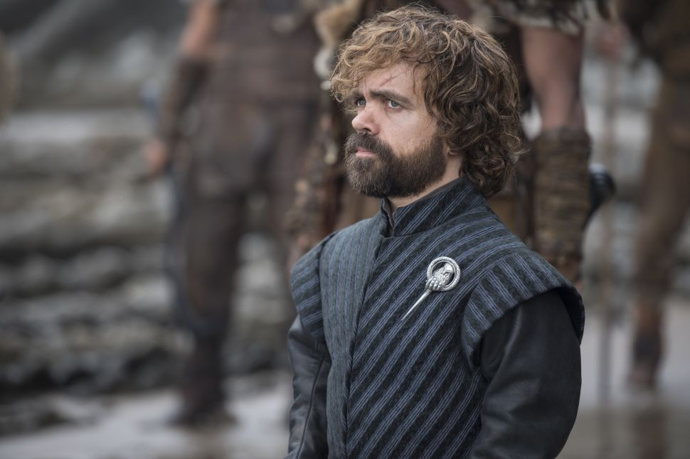Peter Dinklage Explains Why It's 'The Perfect Time' to End 'Game of Thrones'