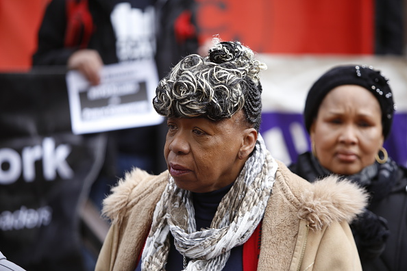 Eric Garner's Mother: NYPD Does Not Need DOJ Action to Prosecute Pantaleo