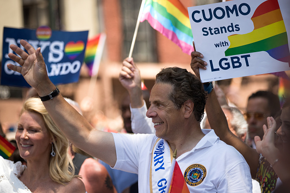 Human Rights Campaign Endorses Andrew Cuomo for Reelection