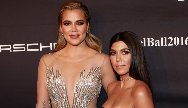 Kourtney and Khloe Kardashian rented the home in 2014.
