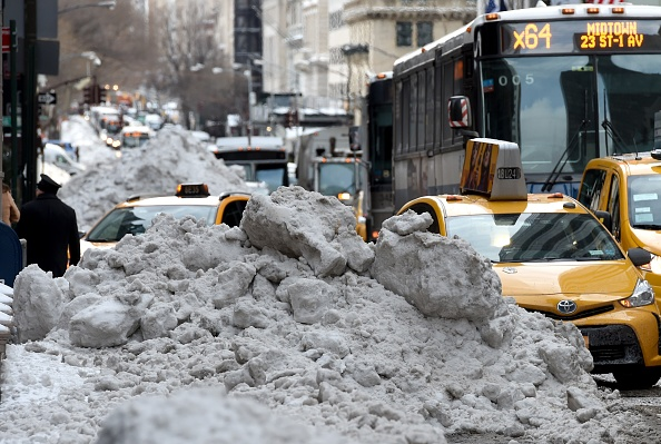 New York City Braces for Upcoming Winter Storm
