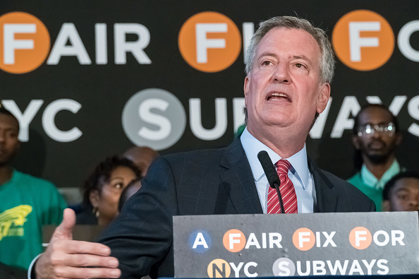 Subway Squabble: New York Officials Lash Out Over MTA Funding
