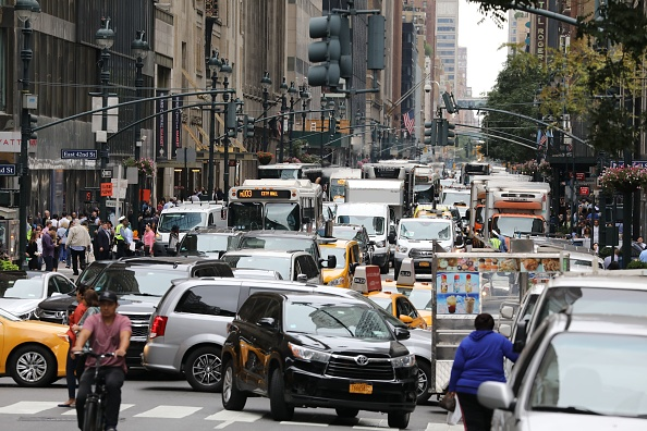 NYC Could Become First American City to Charge for Driving a Car