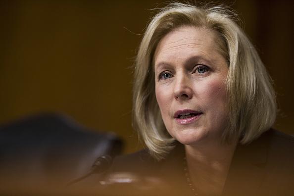 Kirsten Gillibrand Opposes Donald Trump's Pick to Replace Preet Bharara
