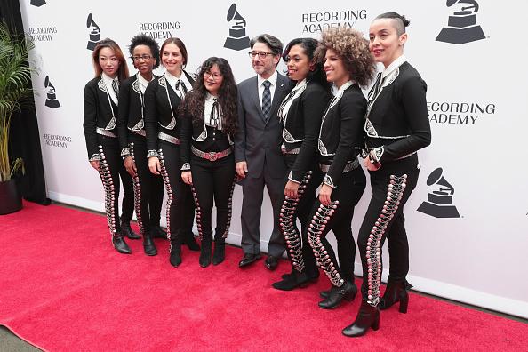 Bill de Blasio Celebrates Start of Grammy Week in New York City