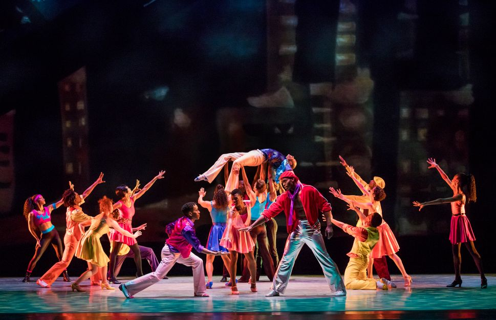 Ailey Goes on Hunting for Stronger Repertory