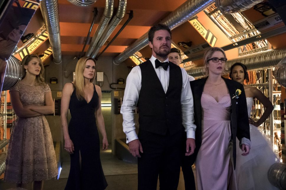 Where to Shop the Looks From the CW's 'Arrow,' 'The Flash' and 'Supergirl'
