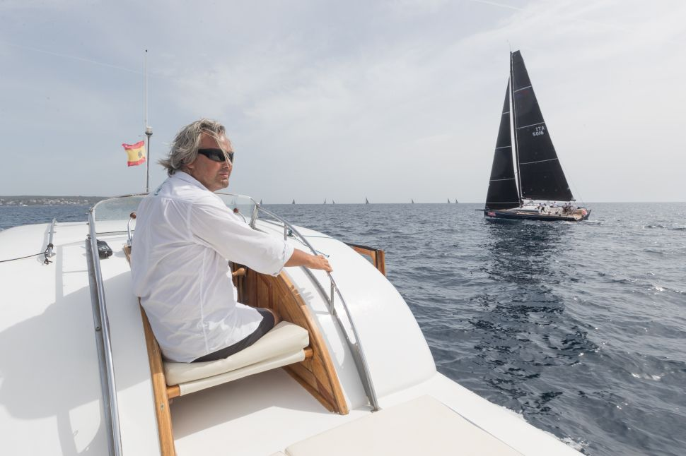 How One Yacht Designer Broke the Rules of Boat Making